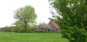 landgoed Lonneker. Natuur- en landschapswaarden zijn versterkt door speelse afwisseling van het glooiende landschap met bos en open ruimten - Denkers in Tuinen.
