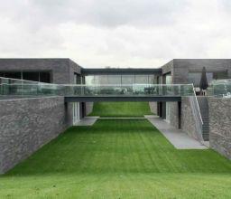 Moderne villatuin