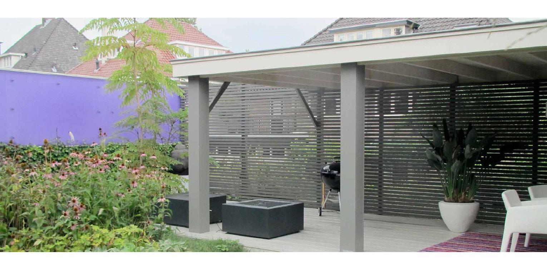 Stadspatio arnhemdenkers in tuinen ontwerpers van for Tuinontwerp stadstuin